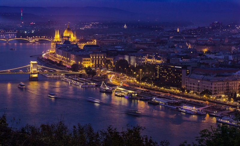 Extend to Budapest