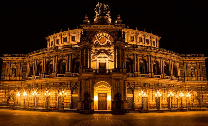 Extend to Dresden