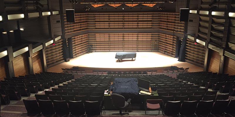 Encore Tours Canada Performance Venues
